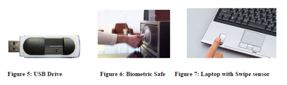 """biometric devices paper - biometrics is, """"the automated use of physiological or behavioral characteristics to determine or verify identity (biometricgroupcom, 2014)""""16 the purpose of the paper is to provide information about different forms of biometrics."""