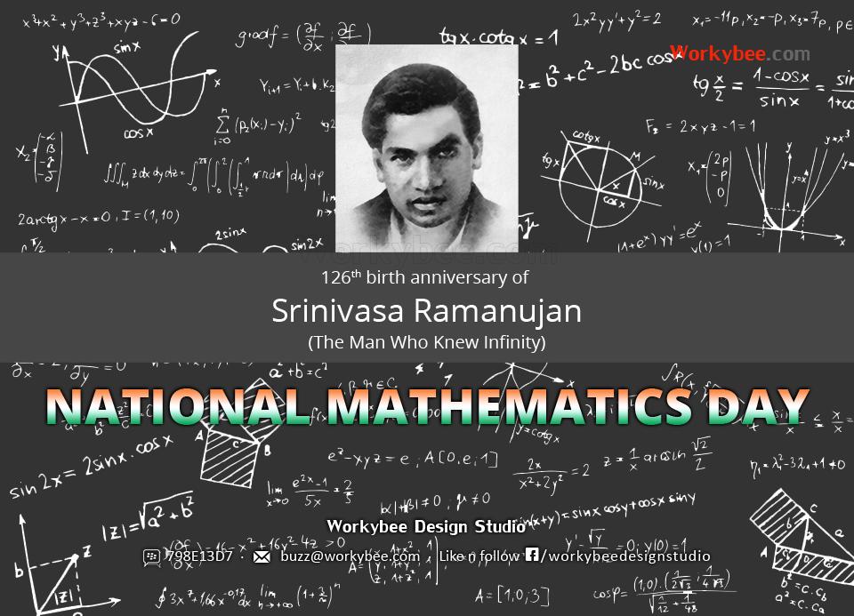 A Short Biography Of Famous Mathematician - Srinivasa Ramanujan - Part 1