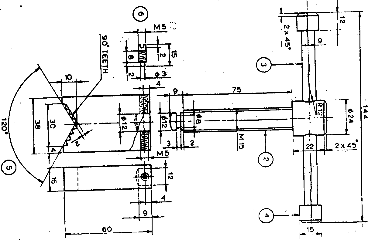 Question paper engineering drawing 2009 electric wire reel paperpaper id46378titlejawaharlal nehru technological university hyderabad 2009 2nd year btech mechanical engineering 2nd nd sem machine drawing biocorpaavc Gallery